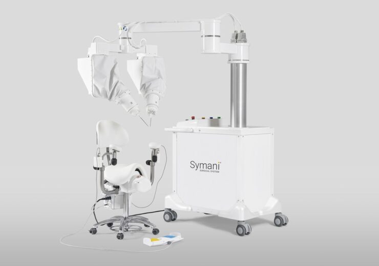 MMI launches Symani Surgical System for robotic microsurgeries