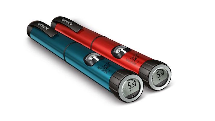 insulin pen market novo nordisk
