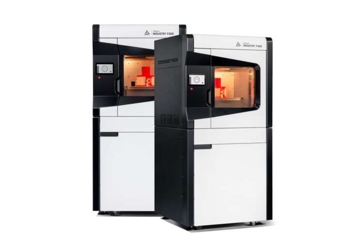 INDUSTRY F420 Rapid Production High-Temperature 3D Printer