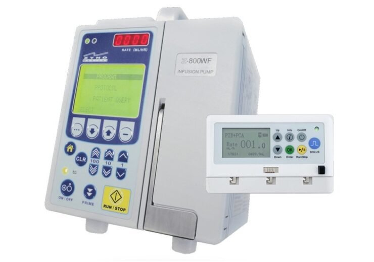 Zyno Solutions Ambulatory Infusion Pumps
