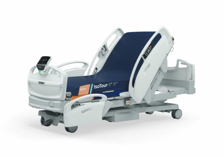 Stryker launches ProCuity – an 'industry-first' fully wireless hospital bed