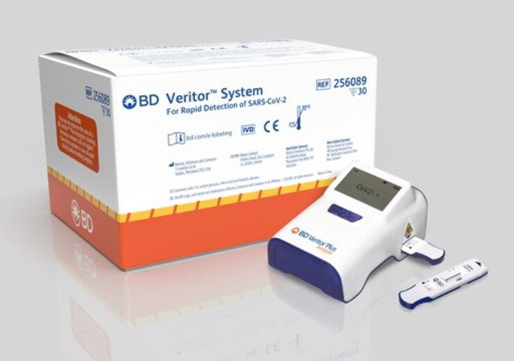 BD gets CE mark for portable and rapid point-of-care SARS-CoV-2 antigen test