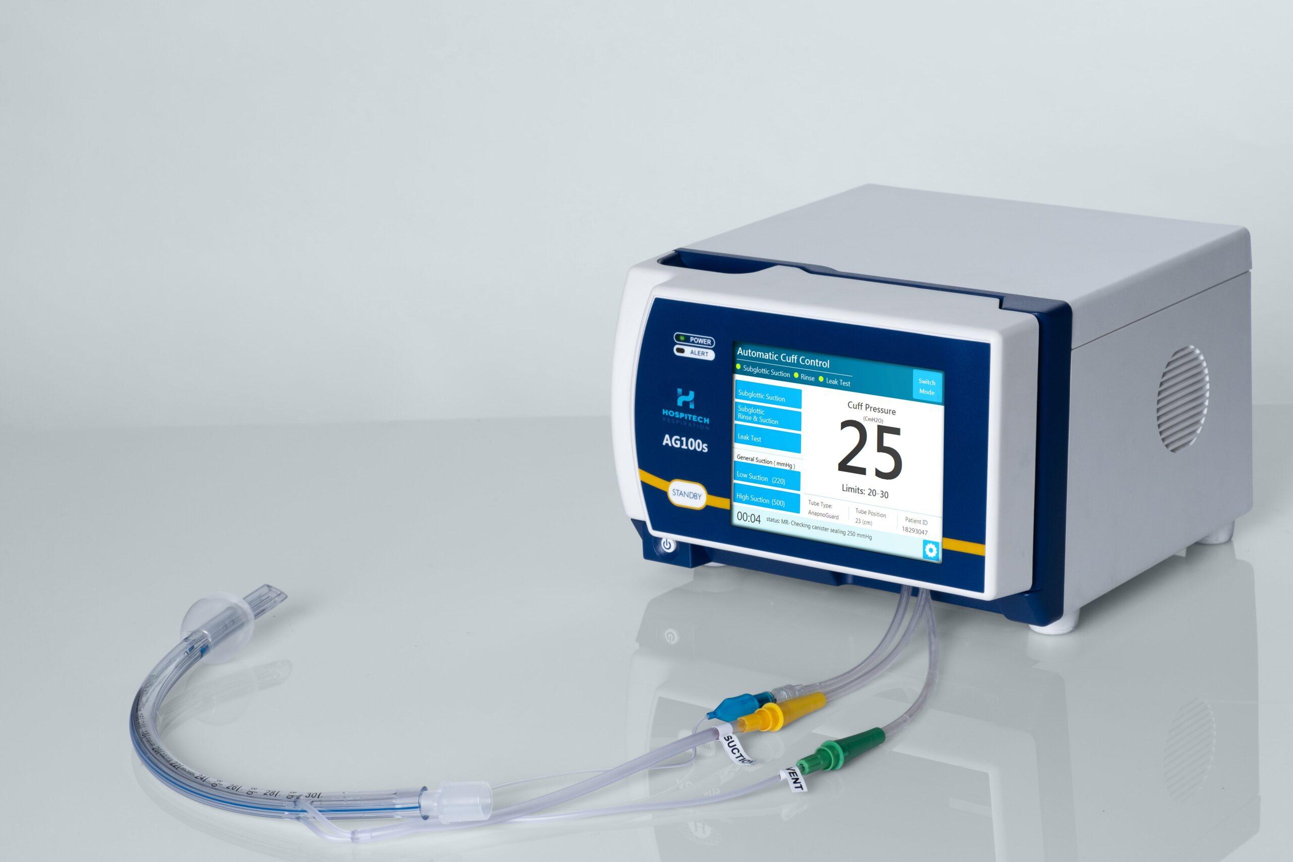 ventilator complications covid-19 anapnoguard
