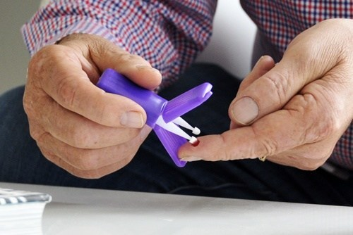 ElderlyPatient-at-home-bloodcollection