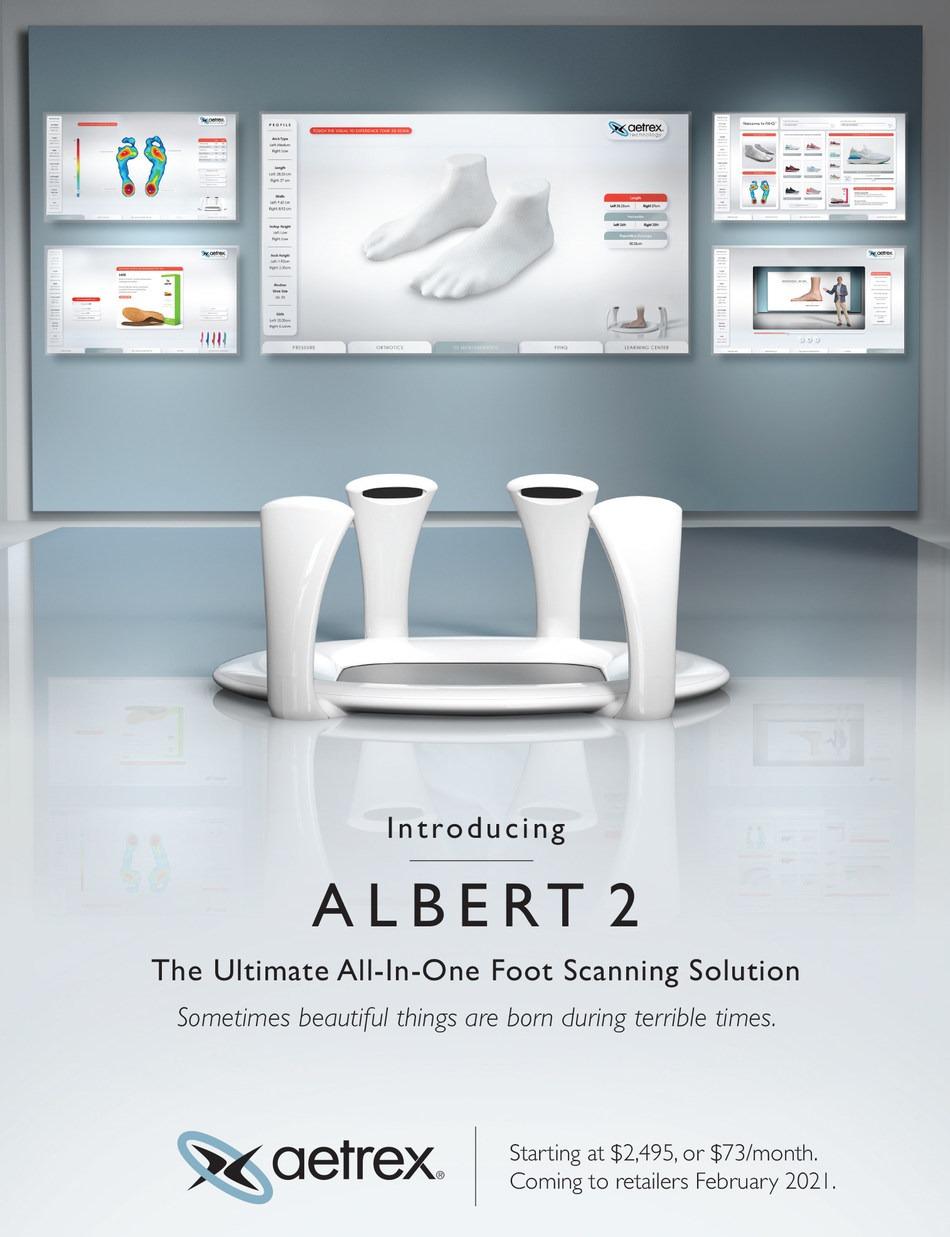 ALBERT PRINT AD
