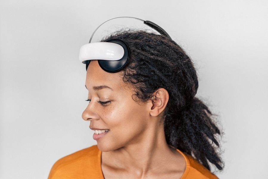 flow neuroscience brain stimulation headset