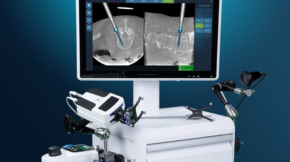 Fusion Robotics gets 510(k) approval for spinal navigation and robotics system