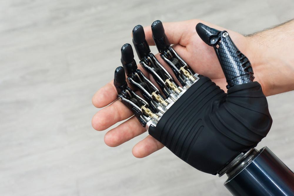 robotics prosthetics bionic hands feet
