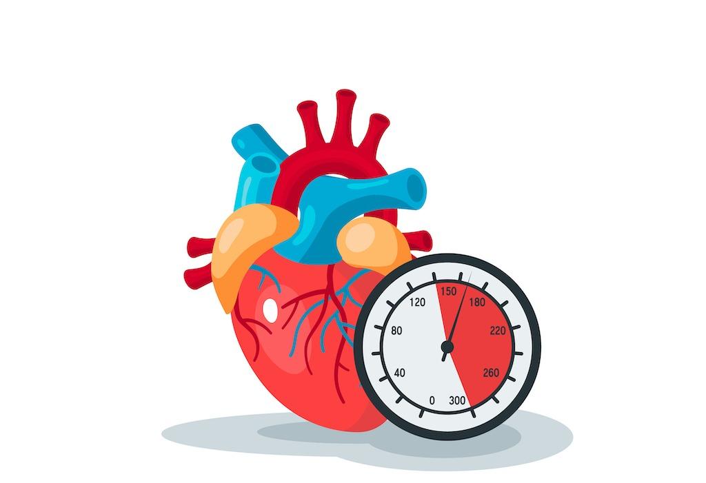 remote hypertension patient monitoring