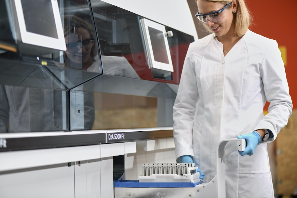 Beckman Coulter launches workflow automation technology for medium-sized labs in Europe