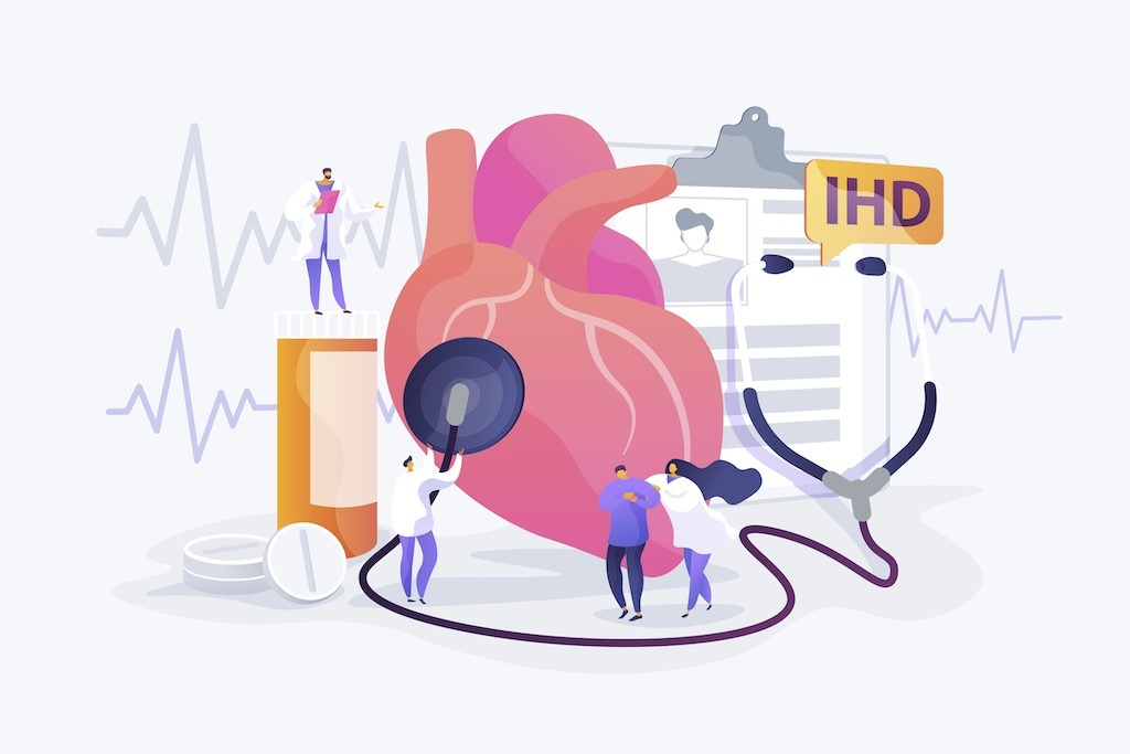 Five medical devices used for the early detection of heart disease