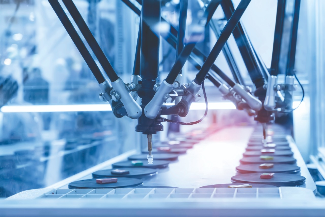 With the rise of AI and machine learning, its application may soon be found up and down the supply chain. (Credit: asharkyu/Shutterstock.com)
