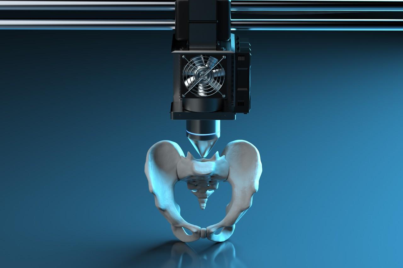 3D printing has revolutionised many manufacturing processes, including prosthetics. (Credit: Phonlamai Photo/Shutterstock.com)