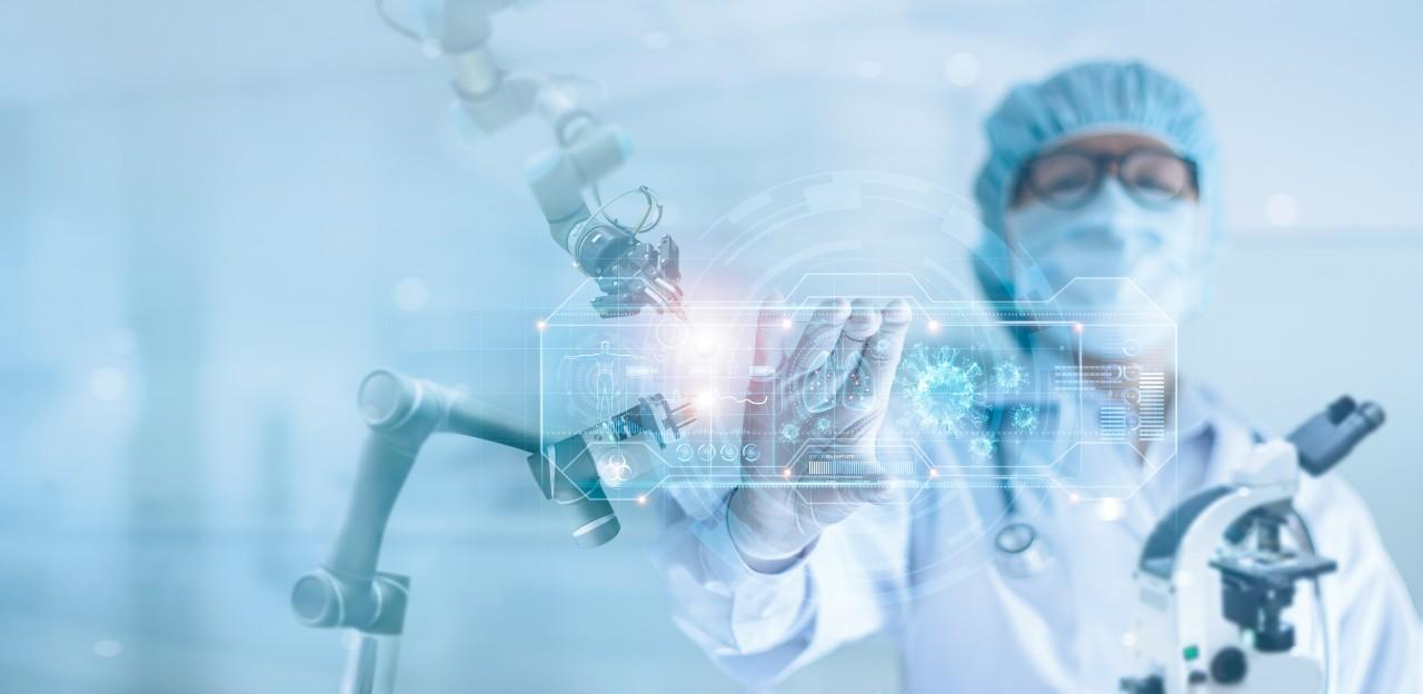 AI medical device manufacturing