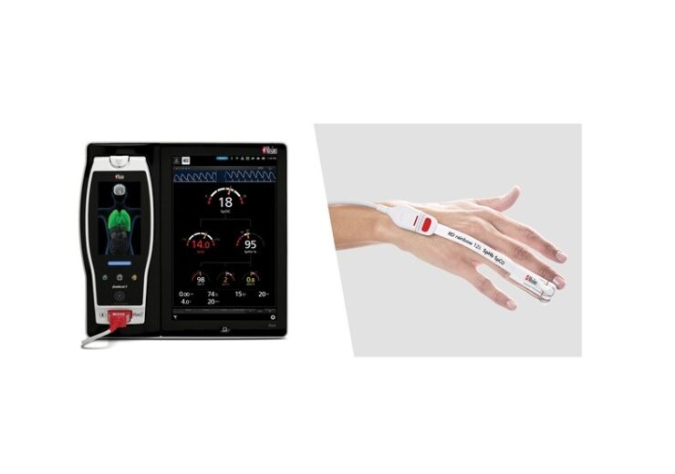 Masimo gets CE mark for single-patient-use rainbow SuperSensor